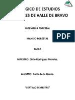 Método Mexicano de Ordenación de Bosques Irregulares