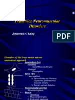 Pediatrics Neuromuscular Disorders