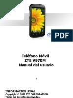 V970M Manual Del Usuario