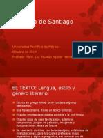 Introd La Carta de Santiago