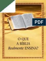 biblia ensina