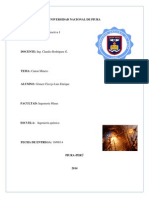Canon Minero Metalurgia i