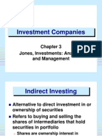 ch03 investment companies