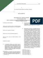 Regulamento (CE) 4-2009