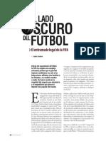 Informe El lado oscuro del fútbol - Revista La Ley, edición 1
