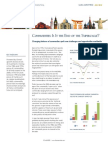 Commodities White Paper is It the End of the Commodity Supercycle