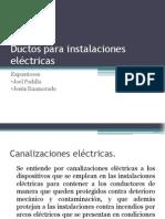 Ductos Para Instalaciones Eléctricas