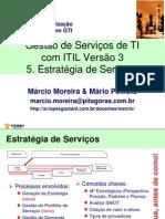 Marcio ITILv3 5 EstrategiaDeServicos