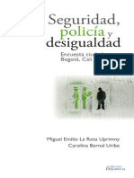 Seguridad y Policia - DeJUSTICIA
