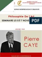 Affiche Caye