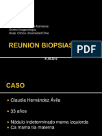 Reunion Biopsias