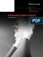 Indonesian Power Projects Ten Things to Know 70564