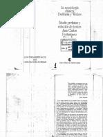 9- Durkheim9- Durkheim (en La Sociologia Clasica) - PORTANTIERO, Juan Carlos.pdf (en La Sociologia Clasica) - PORTANTIERO, Juan Carlos