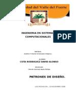 Patrones de Disenodavid Alonso Cfgota Rodriguez
