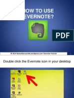 How to Use Evernote?