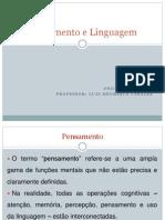 07 - Pensamento e Linguagem