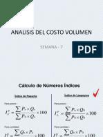 Analisis de Costo Volumen