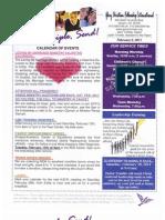 GCFI Church Bulletin