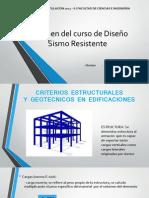 Diseño sismo-resistencia