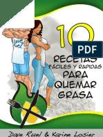 10RecetasQuemaGrasa utiles