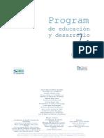Programa 7mo Año de vida