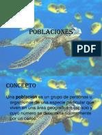 Clase de Ecologia - tema:Poblaciones