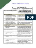 11. Contoh Pengisian Evaluasi Diri Guru Untuk Pengembangan Keprofesian Berkelanjutan