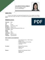 Resume Khite