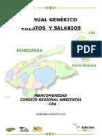 Manual Generico Puestos y Salarios 200710 Ya Socializado