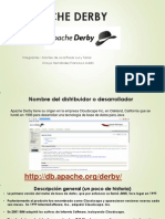 Apache Derby (2)