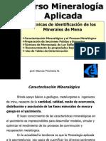 01-Caracterización Mineralógica y El Proceso Metalurgico (1) (1)