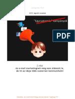 2010 trendek - 2.rész - Az e-mail marketing jövője