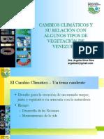 Vegetación y Cambio Climático Argelia 2009