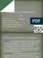2a.- Sensores y Transductores de Nivel
