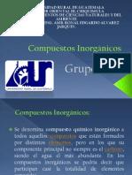 Compuestos Inorgánicos (2)
