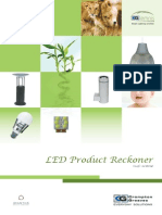 LED Product Reckoner