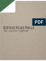 Unidad 6 Gustavo Rojas Pinilla - Exposición Laura Betancur Arango - Historia II - Fac. Com. Social UPB