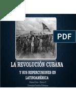 Unidad 6 La Revolución Cubana - Exposición Mariana Diosa - Historia II - Fac. Com. Social UPB
