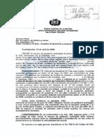 exclusión de declaración en etapa de recursos