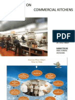 Commercial Kitchen Library Study