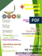 DILG-Annual Report (Sogod, Bontoc, Tomas Oppus, Libagon) Southern Leyte