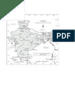 Maps of India 21564