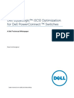 EqualLogic ISCSI Optimization for Dell PowerConnect Switches White Paper