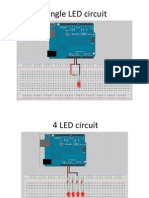 Arduino Circuit Sketch