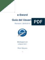 e Sword Guide