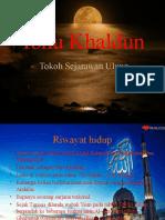 Nota Ibnu Khaldun