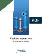 Bernoulli Cyclon Separator