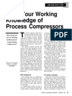 Process Compressors Theory - Air and Gas