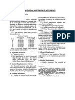 PEB Specification and Standards With Details