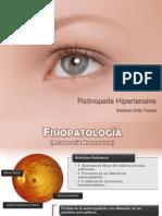 Retinopatía Hipertensiva.pptx
